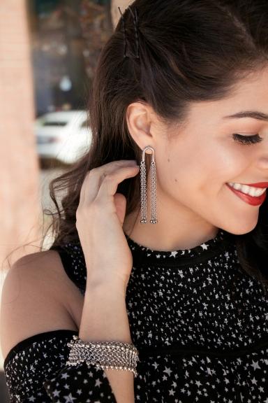 waterfall earrings1